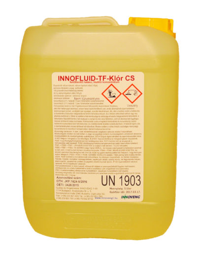INNOFLUID TF-Klór-CS 5l